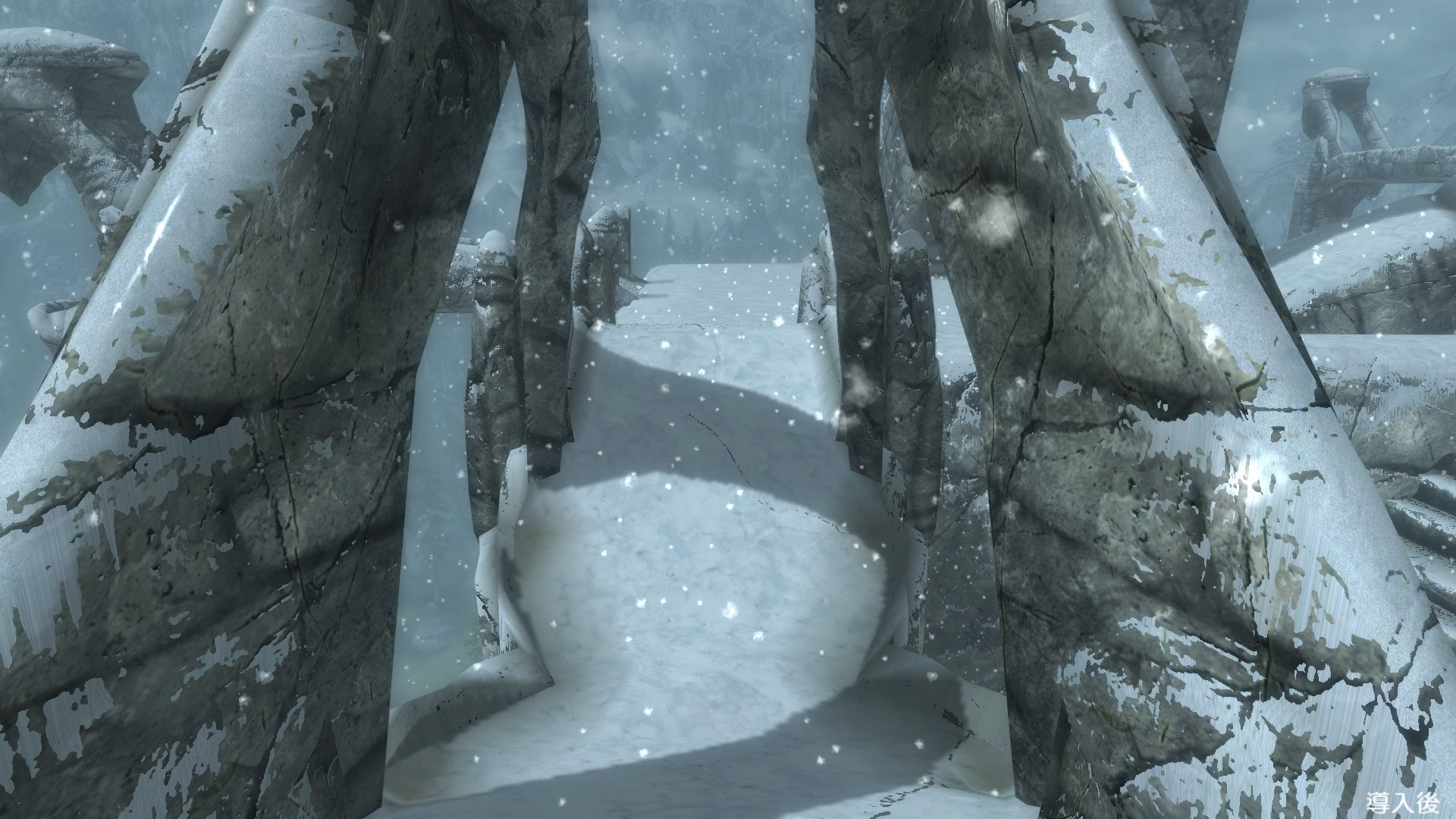 The Elder Scrolls V: Skyrim紹介サイト - Better Dynamic Snow